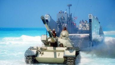 Кой е най-популярният танк в Африка?