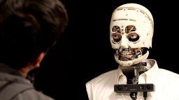 Военни създават робот с биологични мускули