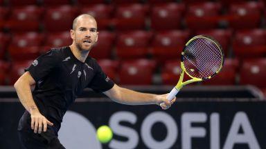 Опитен французин и италиански суперталант са първите полуфиналисти на Sofia Open