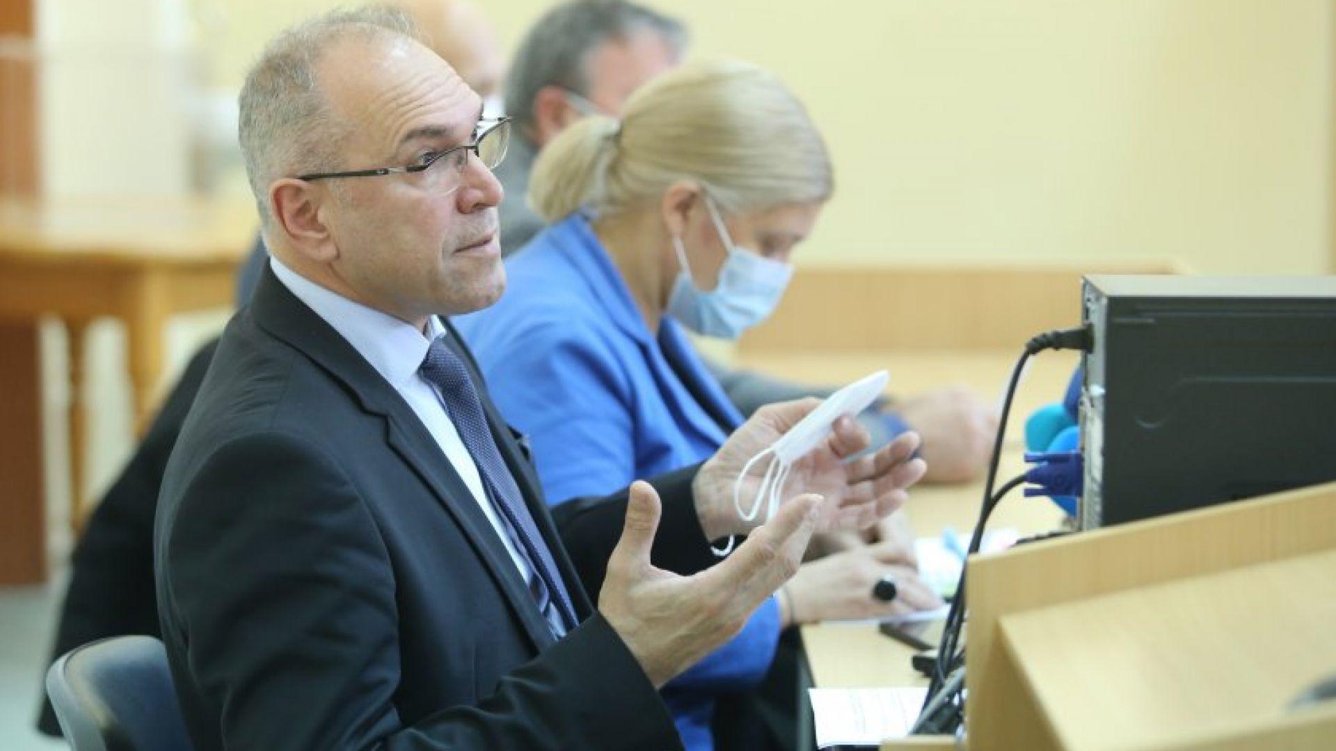 Шефът на Александровска болница не е разписал оставките в Клиниката по трансплантации