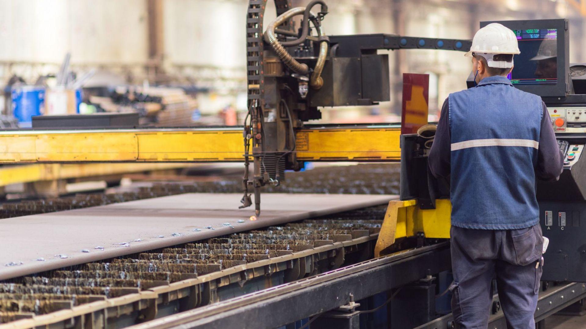 Подем на производството у нас, на фона на стагнация в ЕС