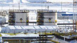 Роснефт иска от Путин да й разреши да изнася газ за Европа