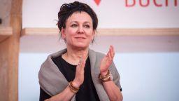Нобеловата лауреатка Олга Токарчук благодари на пандемията за новата си книга