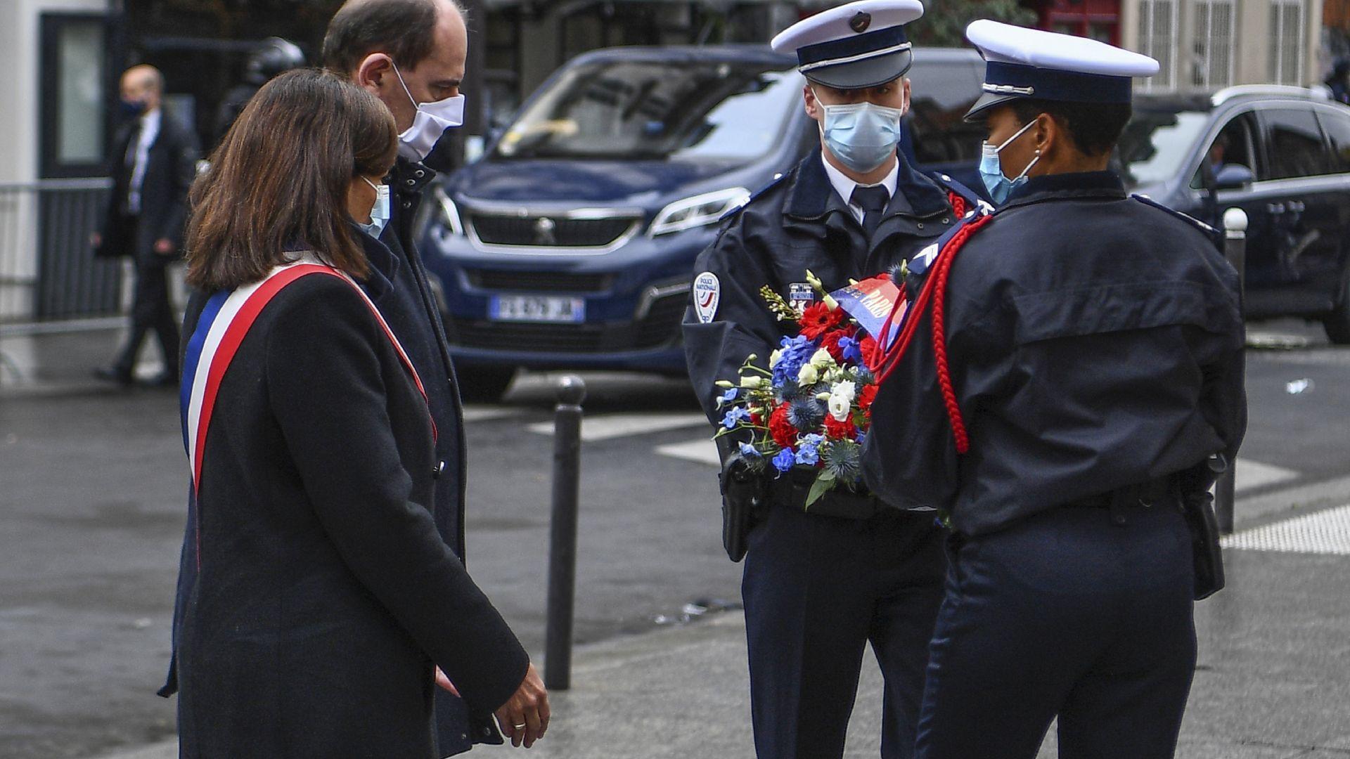 5 г. от най-кървавия терор в Париж: Франция почита жертвите (снимки и видео)