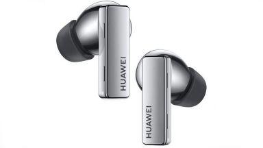 Новите слушалки FreeBuds Pro на Huawei вече са на българския пазар
