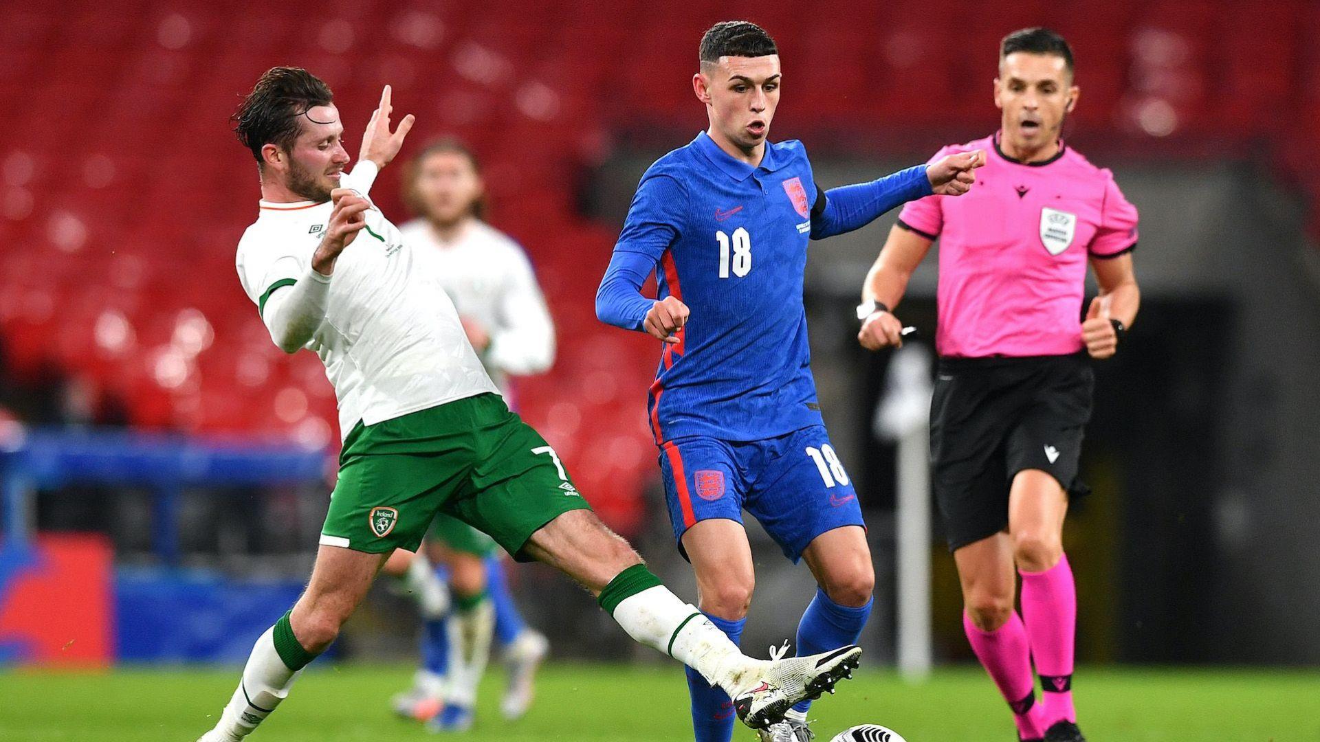 Ирландски национал играл цял мач срещу Англия с COVID-19