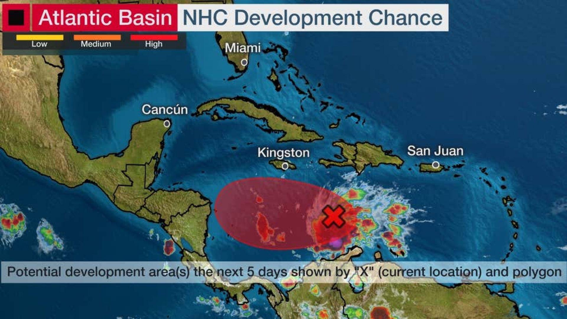 Рекордите на ураганите продължават, ще има и Йота