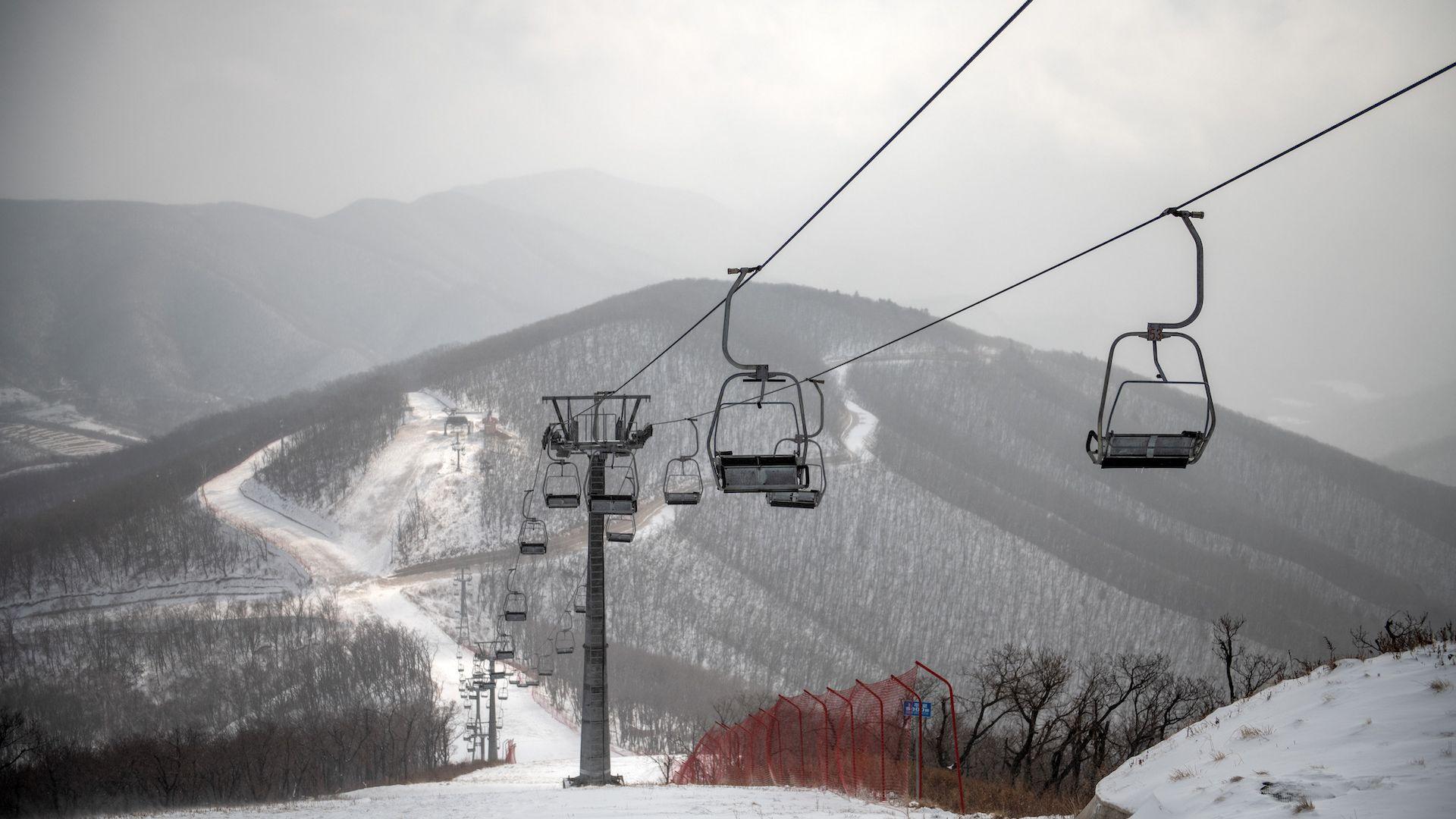 Предложиха на Северна Корея да домакинства на зимна Олимпиада