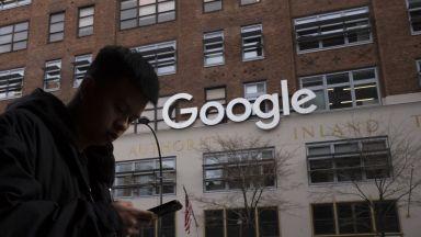 Служители на Google тайно основаха синдикат