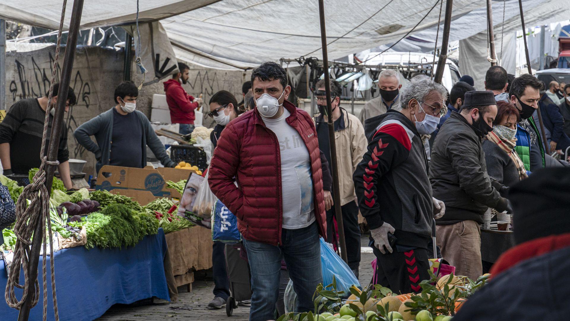 В Турция: Не сме станали вегетарианци, нямаме пари за месо
