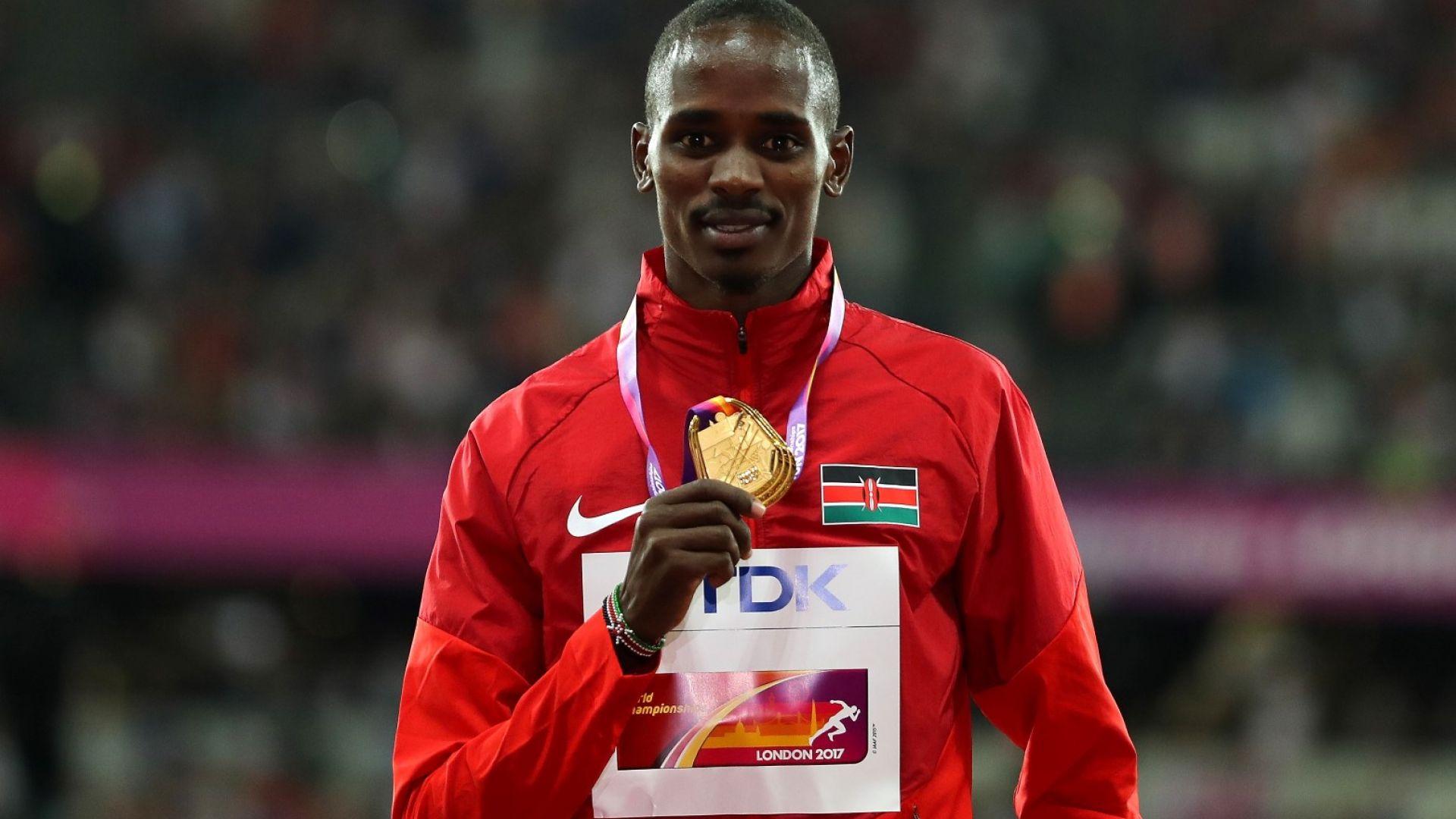 Още един световен шампион в атлетиката изгоря за пропуснати допинг тестове