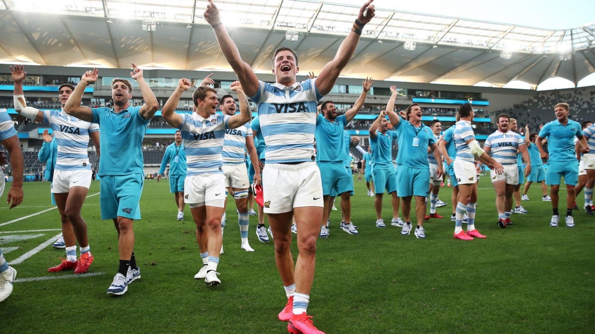 Аржентина шокира света на спорта с историческа първа победа над могъщите Ол Блекс