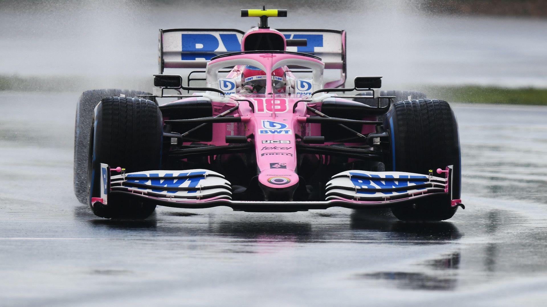 Дъждовен трилър и неочакван победител в квалификацията на Формула 1 в Истанбул