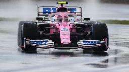 Гран при на Турция във Формула 1 е пред провал заради британската забрана