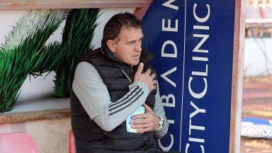 Акрапович отвърна на Локо (Пловдив): Не дължа нищо на никого, но на мен ми дължат