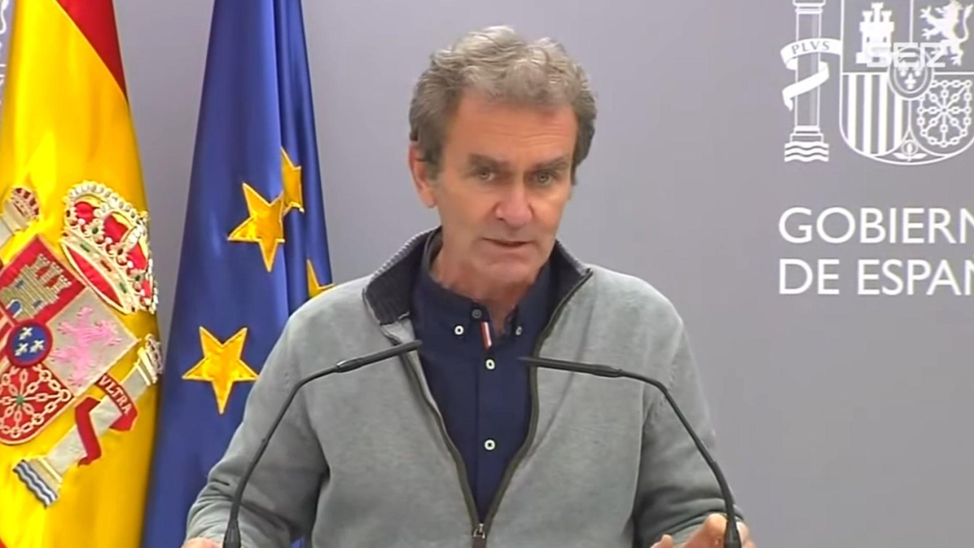 Лекарите в Испания поискаха оставката на главния епидемолог