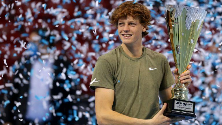 Италианският тийнейджър Синер с историческа титла на Sofia Open