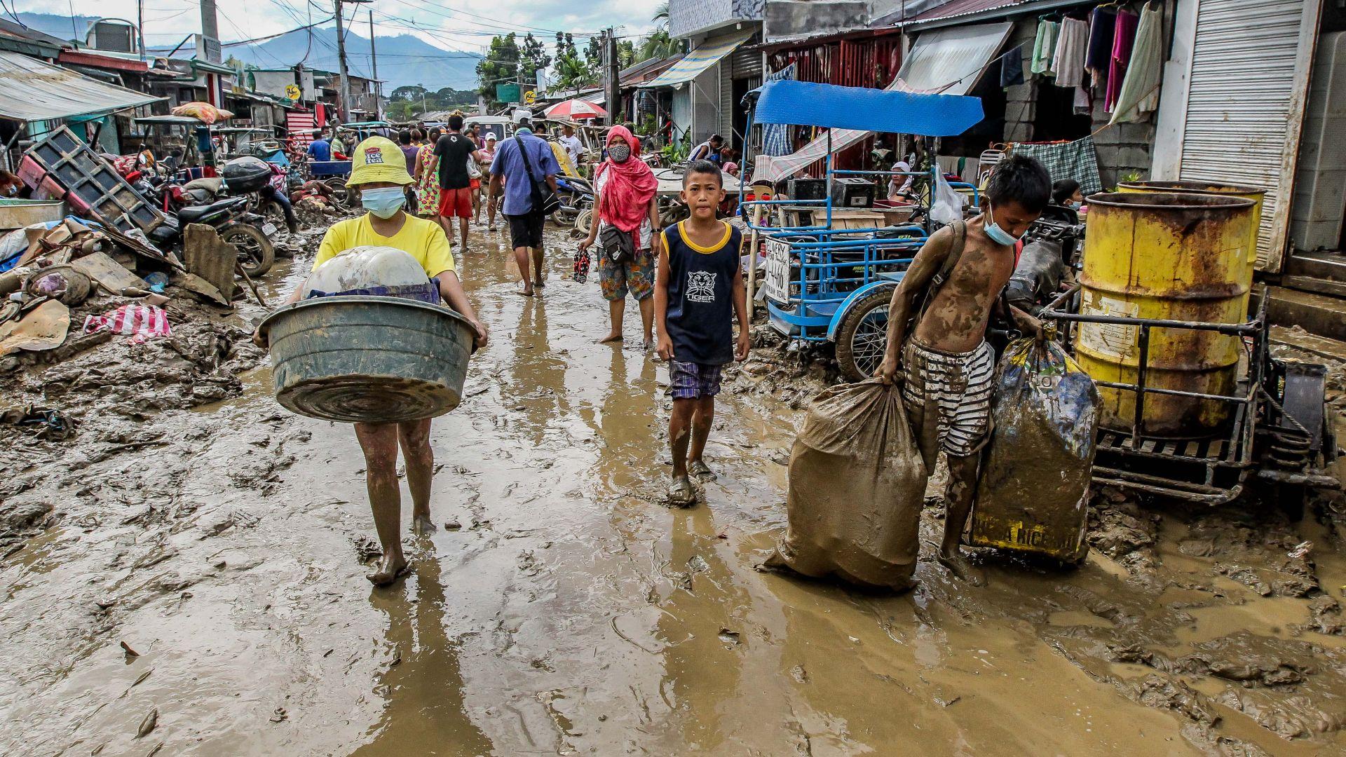 Над 410 000 смъртни случая са свързани с екстремни явления на климата