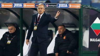 Националният отбор остана без треньор, нов ще се избира през януари