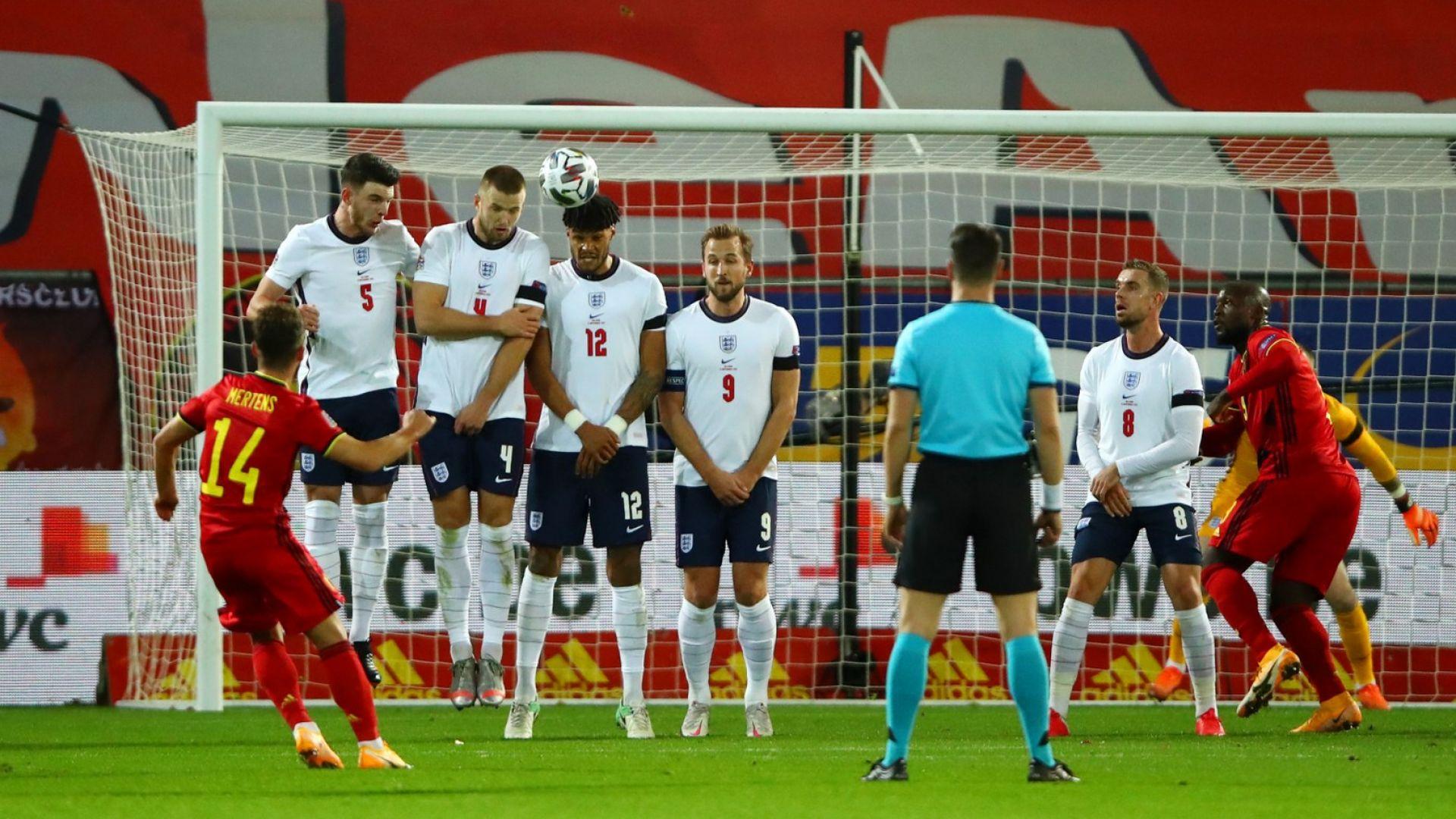 Белгия подчини Англия, но ще работи още за финалната четворка (резултати)