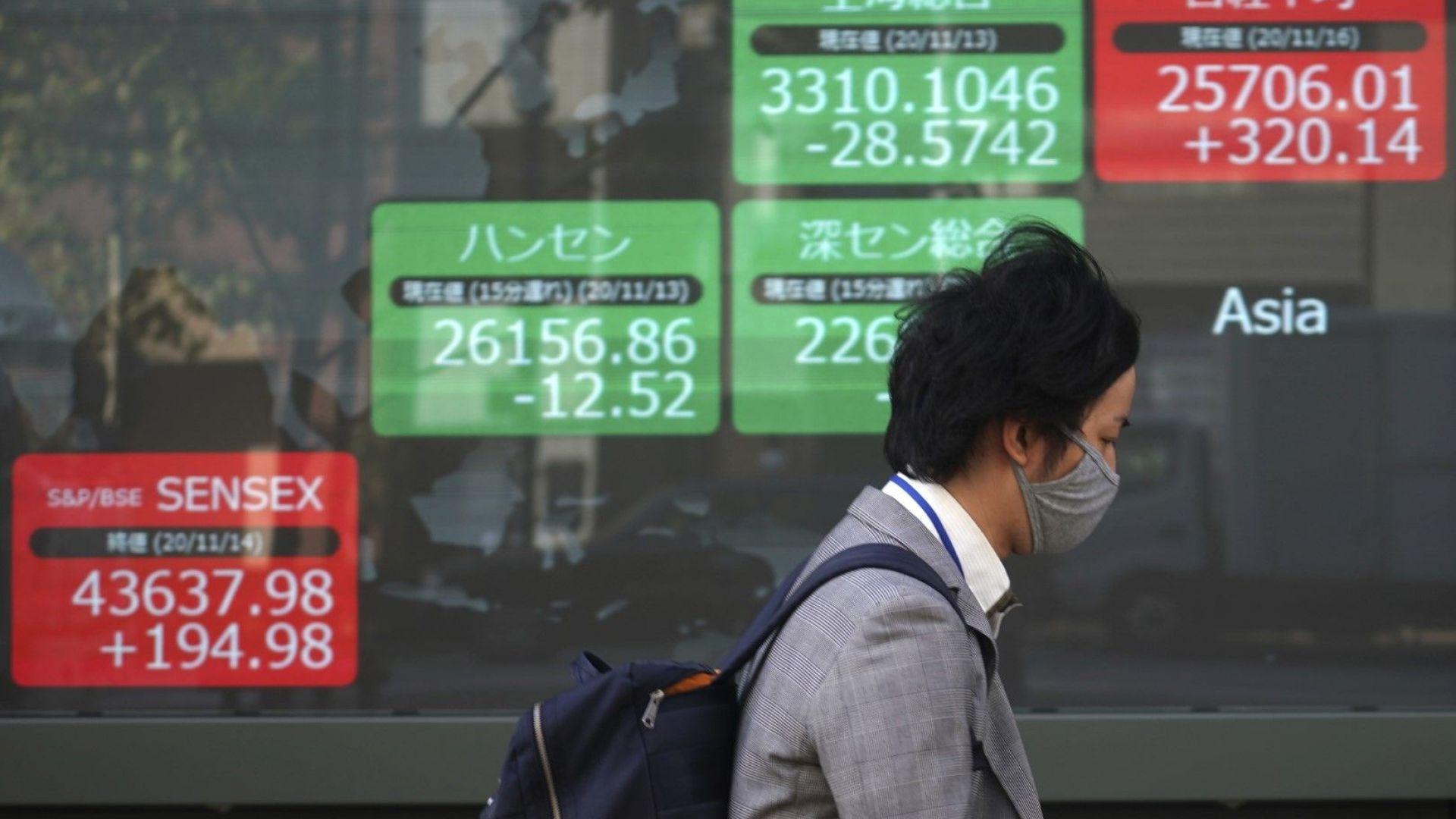 Япония регистрира икономически растеж от 21,4%