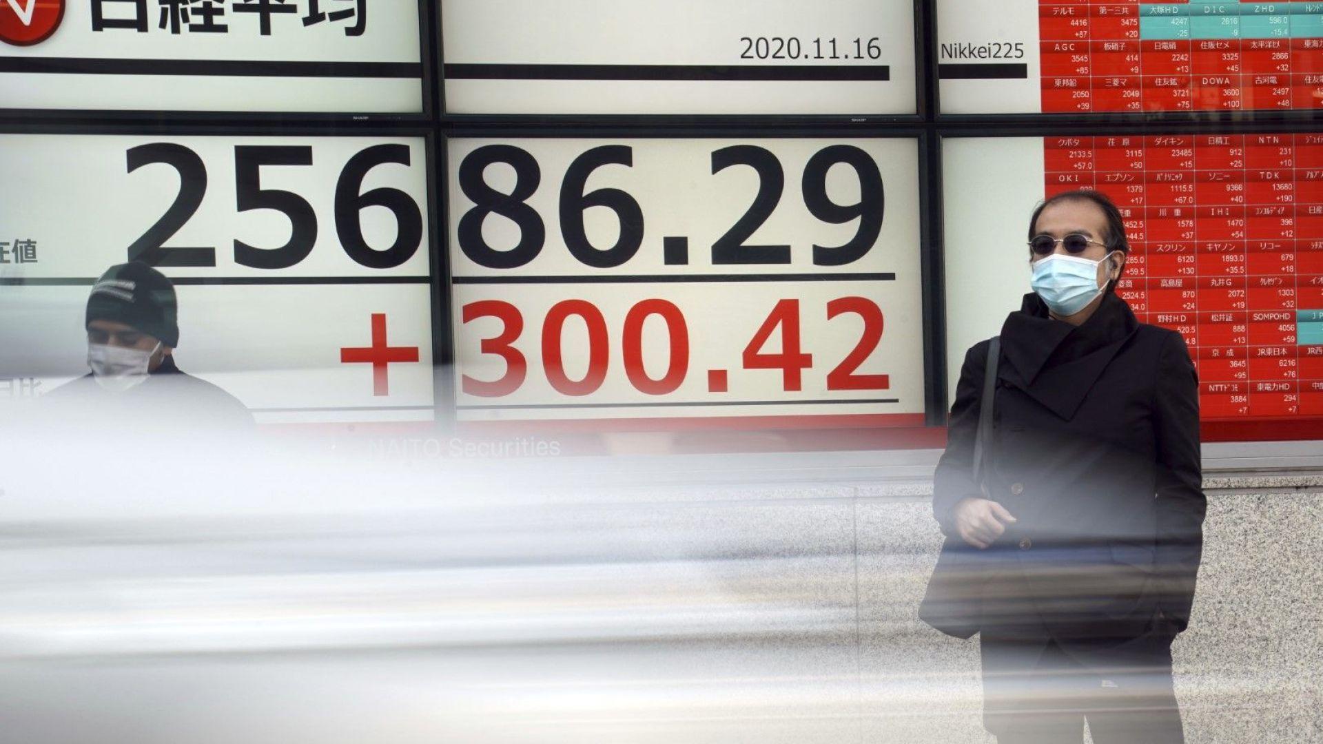 Азиатската икономика е във възход: Котировките отчетоха рекорди