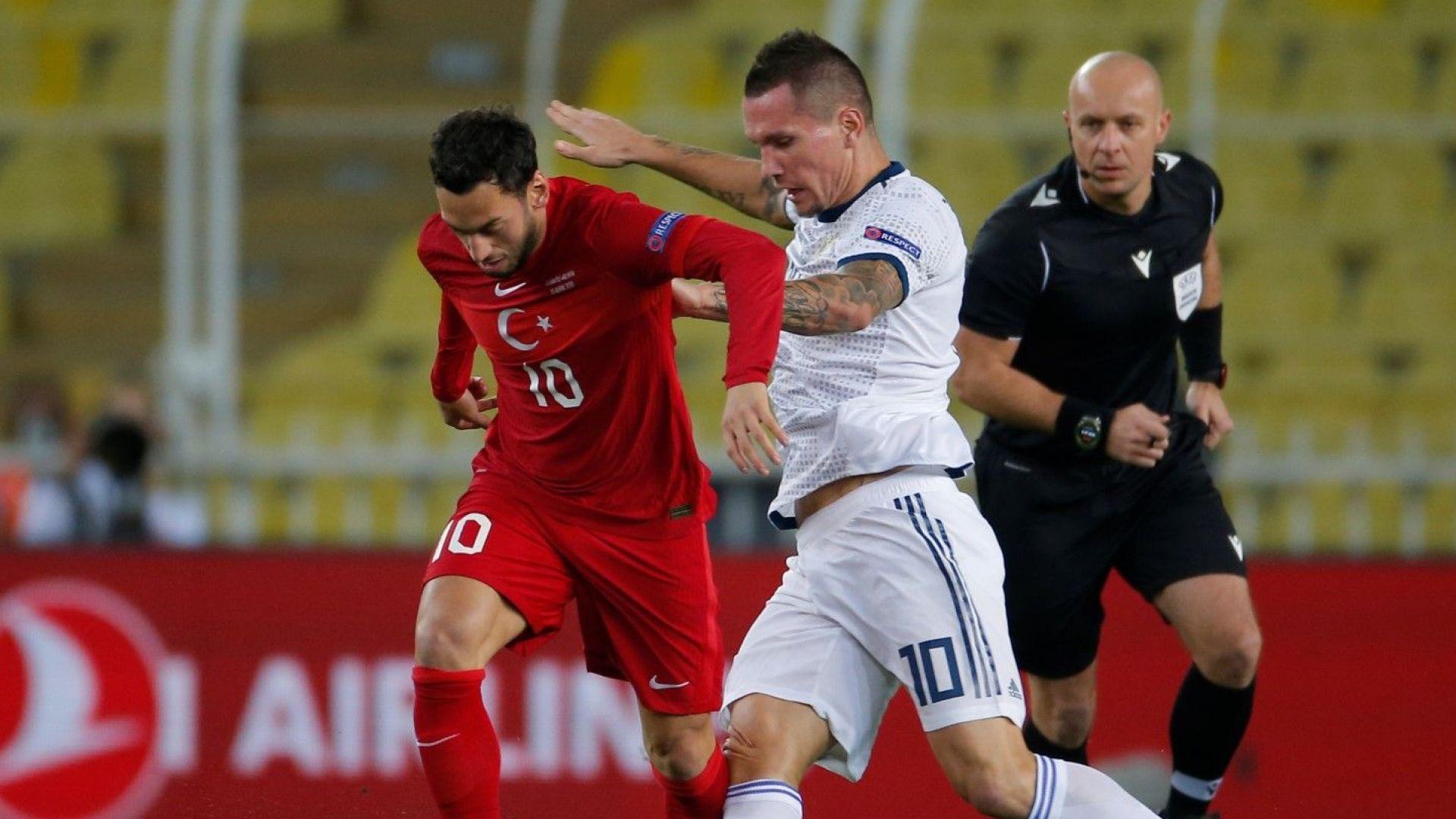 Руска легенда изригна след съдийството мача с Турция: Поляците не ни обичат!