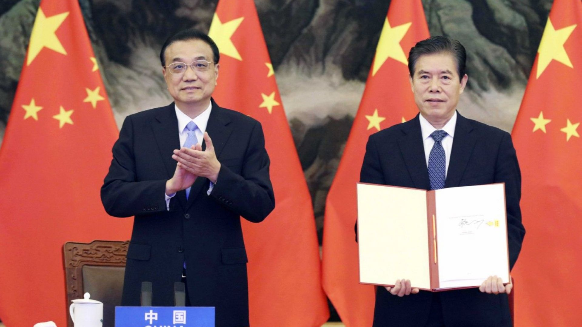 Най-голямото търговско споразумение в света засили влиянието на Китай
