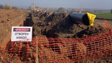 Азерският газ влиза в България от 1 януари