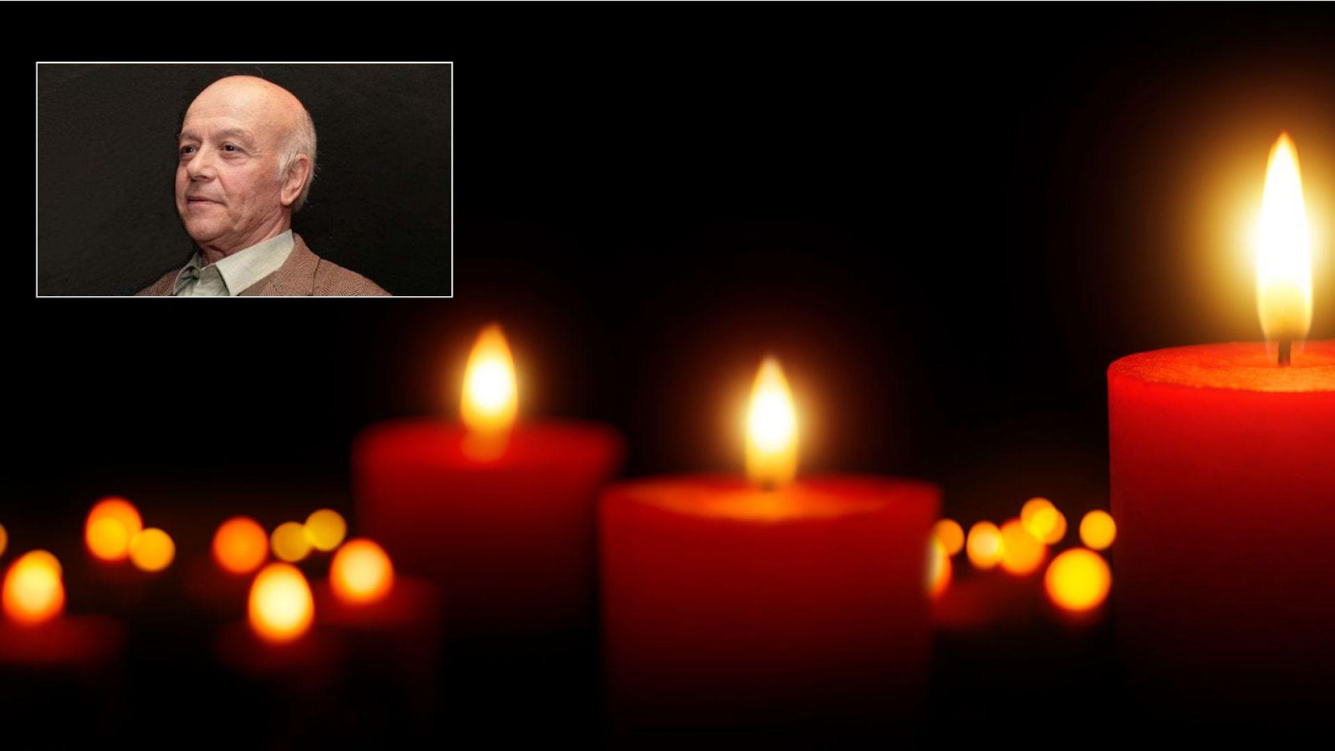 Почина поетът и автор на вечни естрадни хитове Петър Караангов