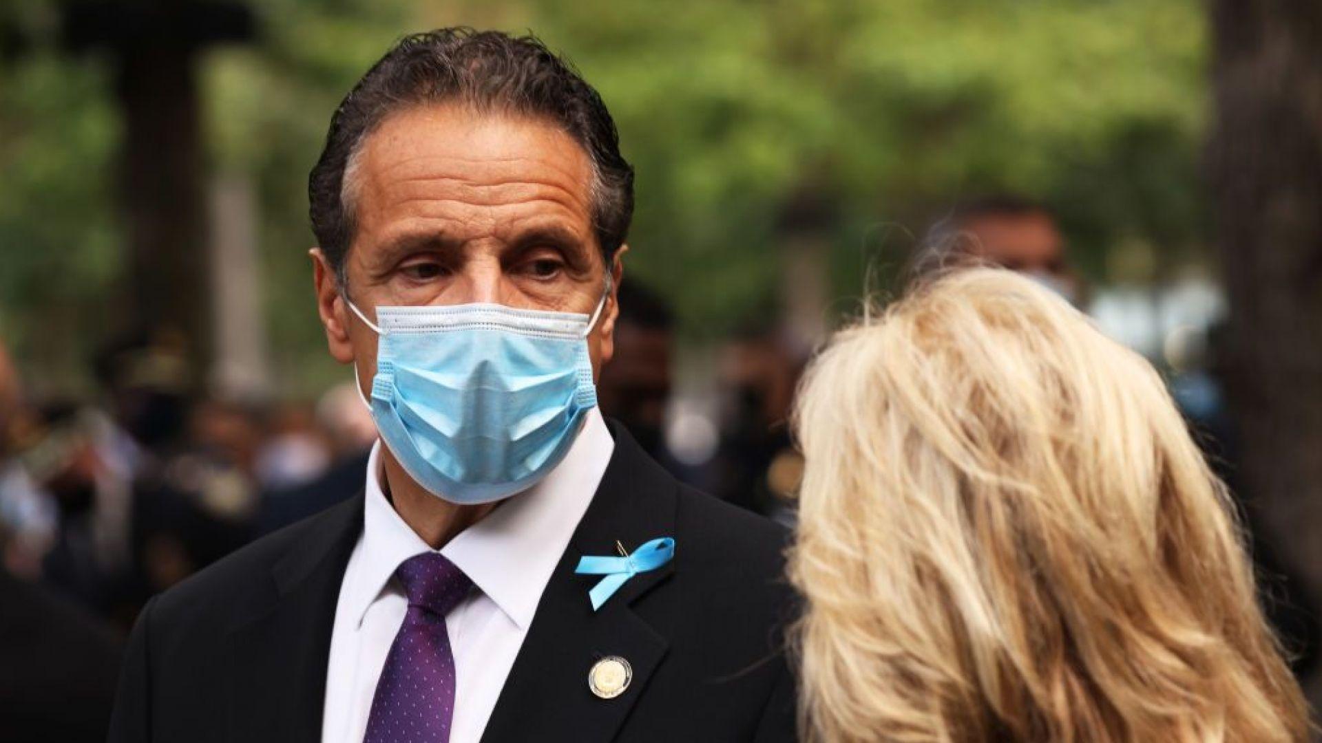 Окръжен шериф се опълчи на нюйоркския губернатор за COVID ограниченията