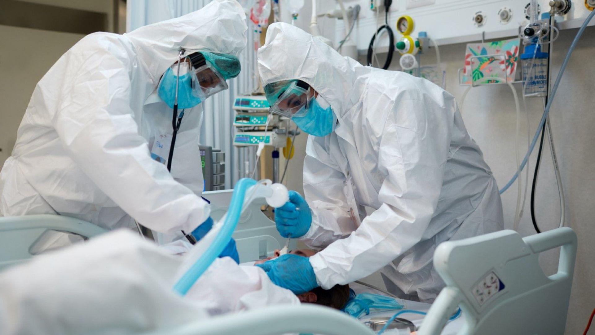 3519 са новите случаи на коронавирус, 44% от тестовете - положителни