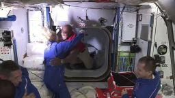 Руснаците на Международната космическа станция закъсаха за храна