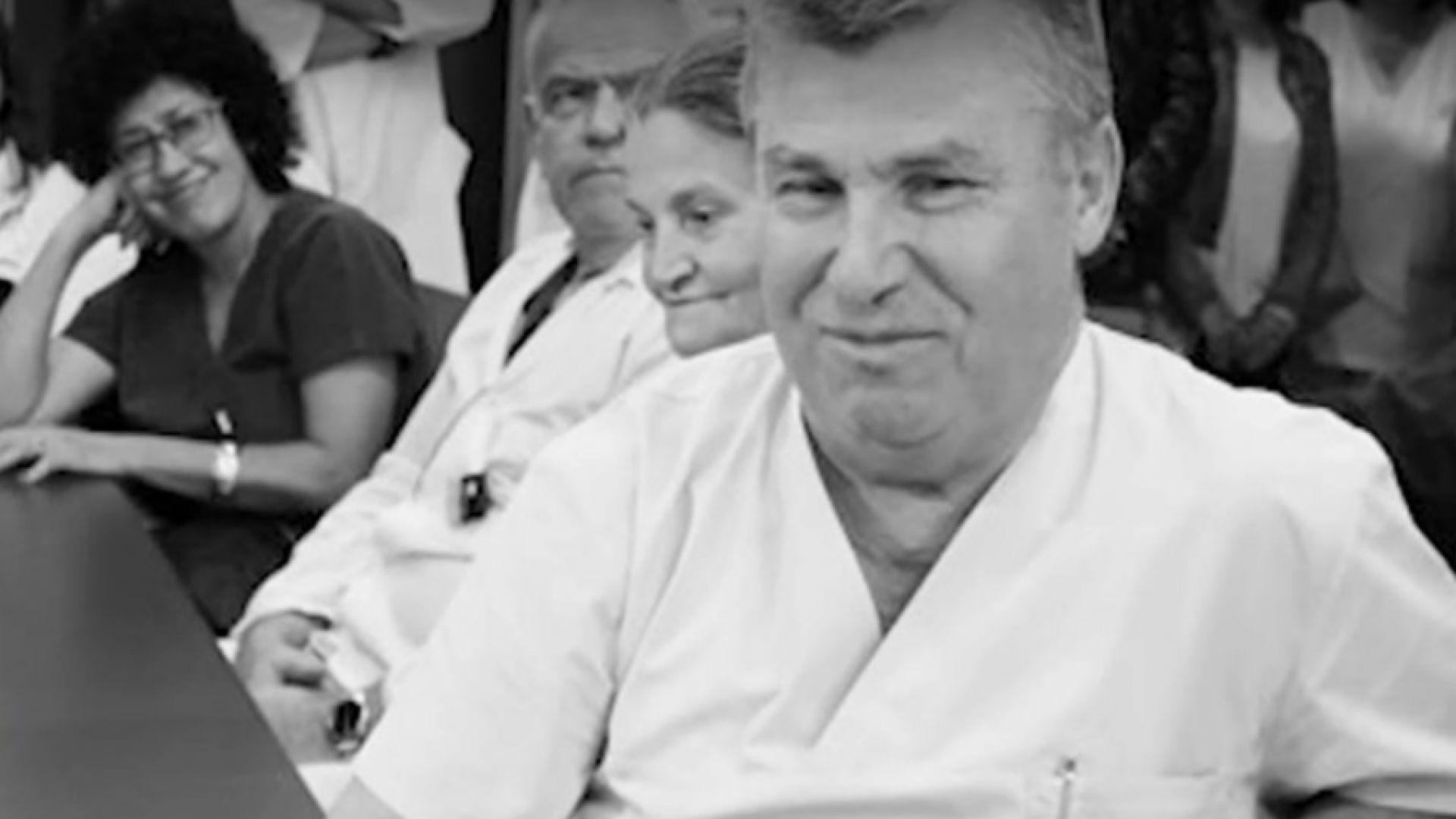 """""""Лекар на годината"""" от Гоце Делчев почина от COVID-19"""