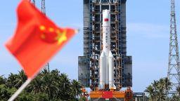 Китай взима проби от Луната в края на месеца