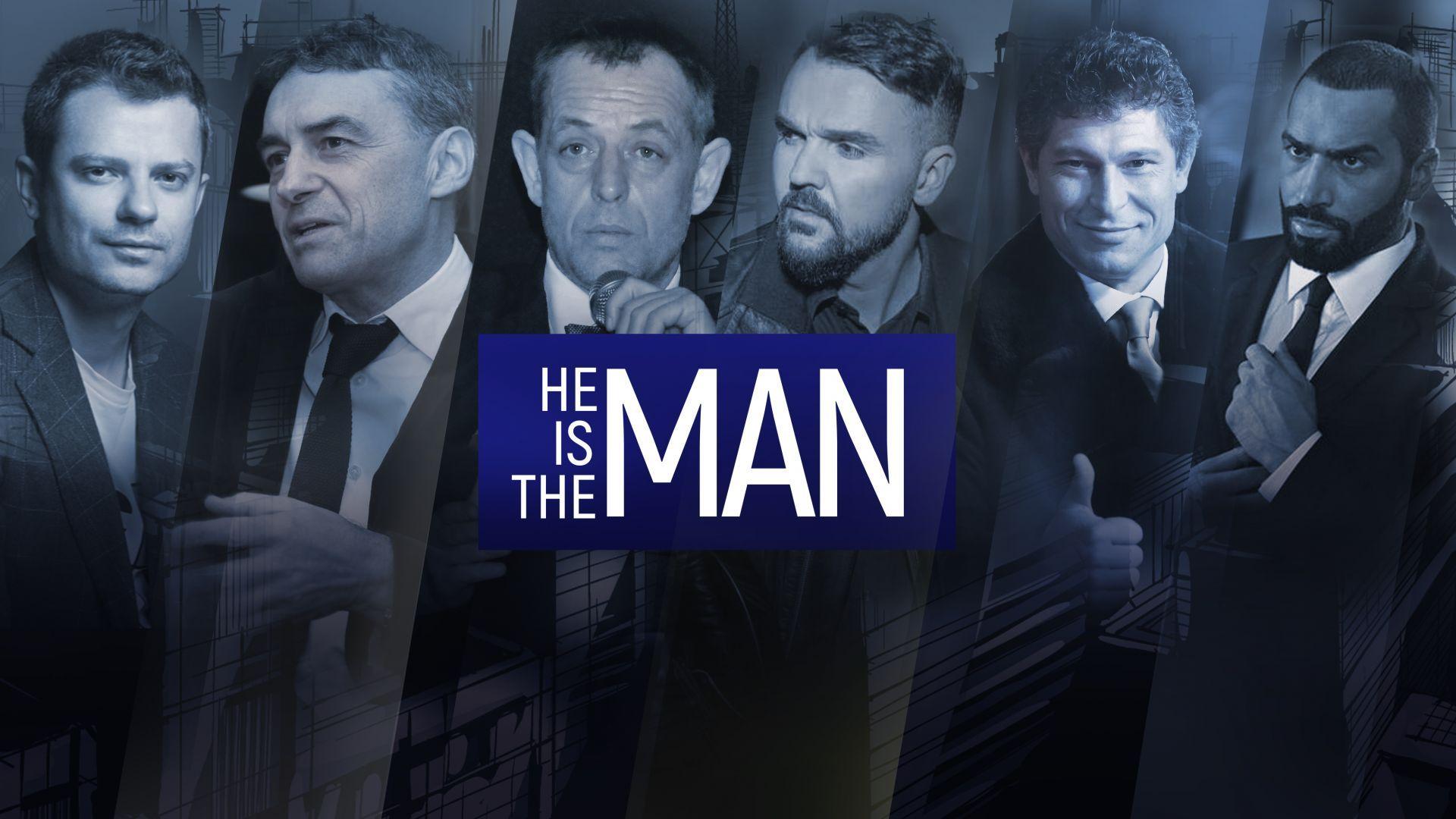 """Звезда у вас, а вие - на дивана:  Шестима известни мъже ще споделят тайните си в онлайн конференцията """"He`s the Man"""""""