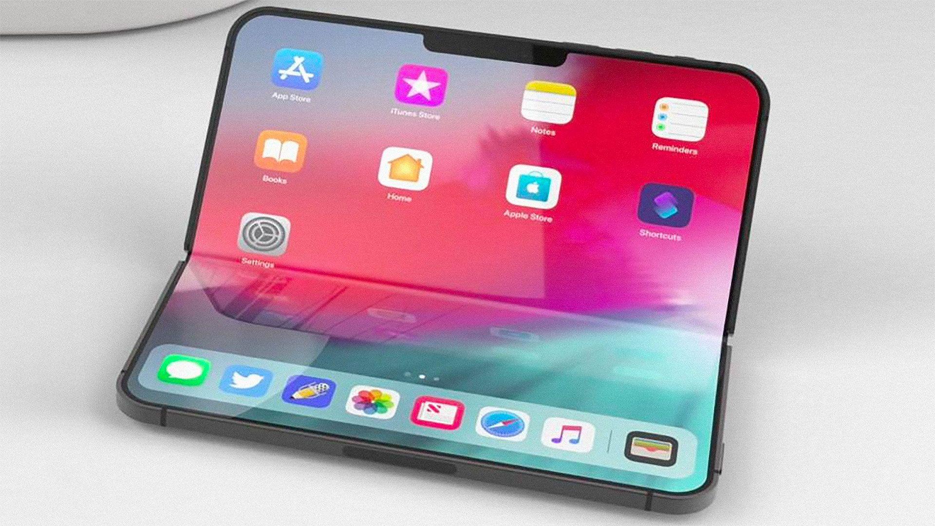 Apple може да представи сгъваем iPhone през 2022