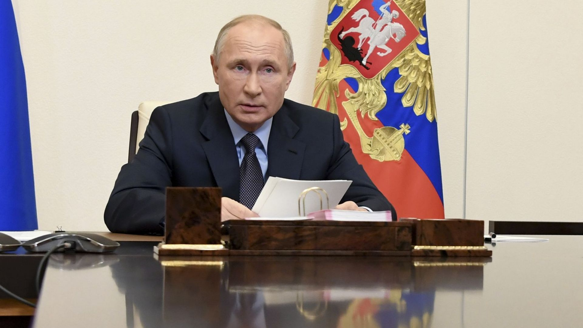 Путин: Китай е пример за успешна борба с коронавируса