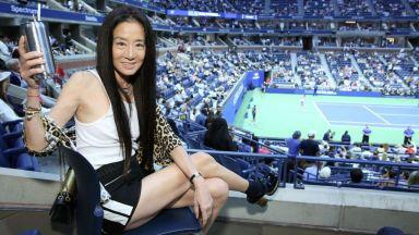 71-годишната дизайнерка Вера Уанг поддържа топ форма със спорт, водка и сън
