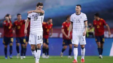 Срам като никой друг! Испанците се изгавриха с Бундестима