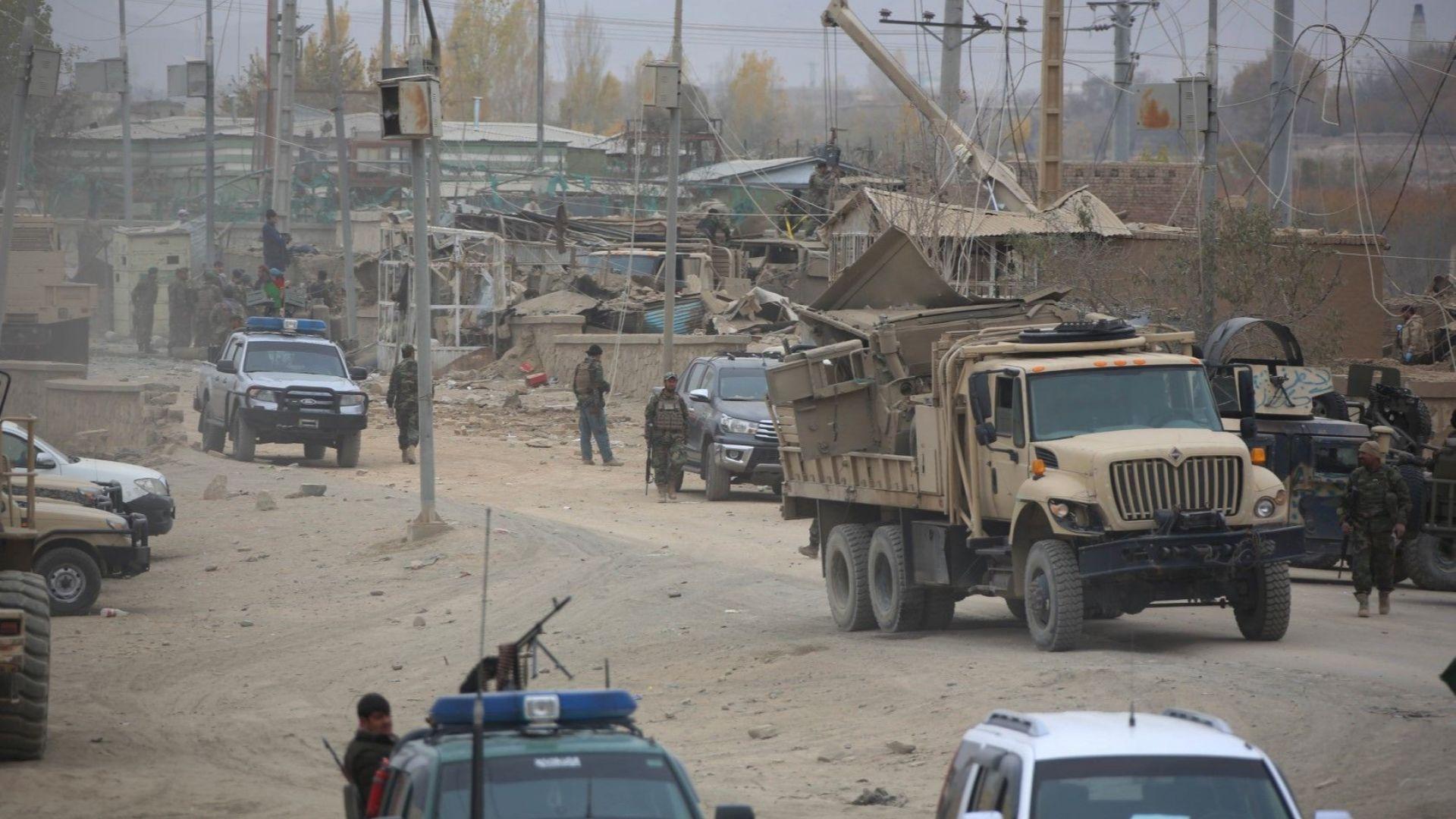 САЩ ще съкратят военните си мисии в Афганистан и Ирак до 2500 души