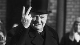 Картина на Чърчил беше продадена за повече от един милион евро