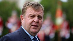 """Каракачанов: Безотговорно е да се твърди, че саботираме НАТО, като не участваме в """"Посейдон-21"""""""