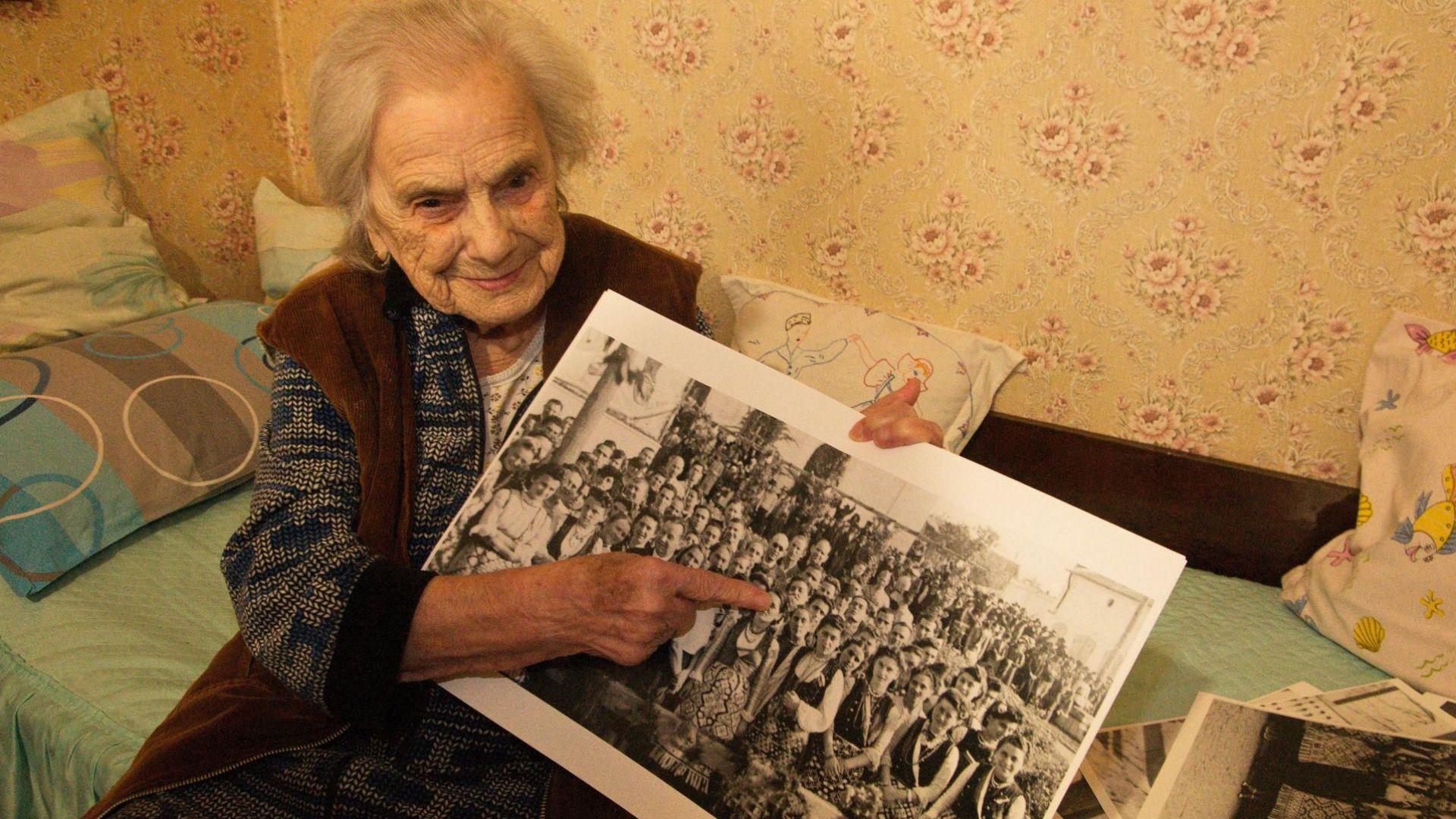 Единствената жива силистренка, посрещнала Българската армия в града преди 80 г., се оказа... румънка