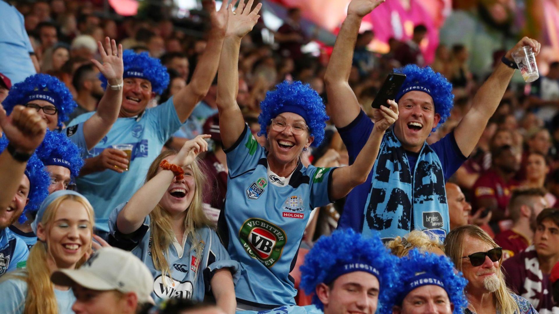 Австралийци напълниха стадион и събраха най-голямата публика за периода на пандемията