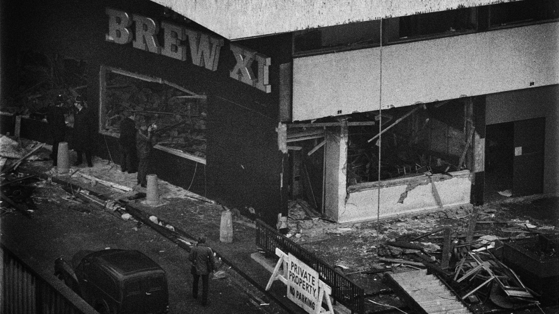 """46 г. след най-кървавите атаки от """"Смутните времена"""", полицията извърши арест в Белфаст"""