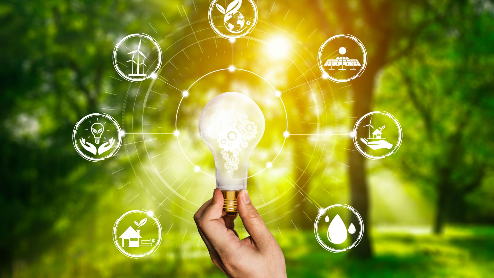 Задава се бум на зелени инвестиции към ютилити компаниите