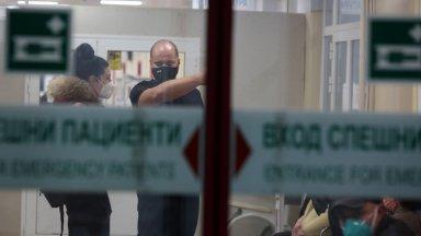 Фандъкова: За 3 седмици хората в болници са се увеличили с над 1300 души, но места има
