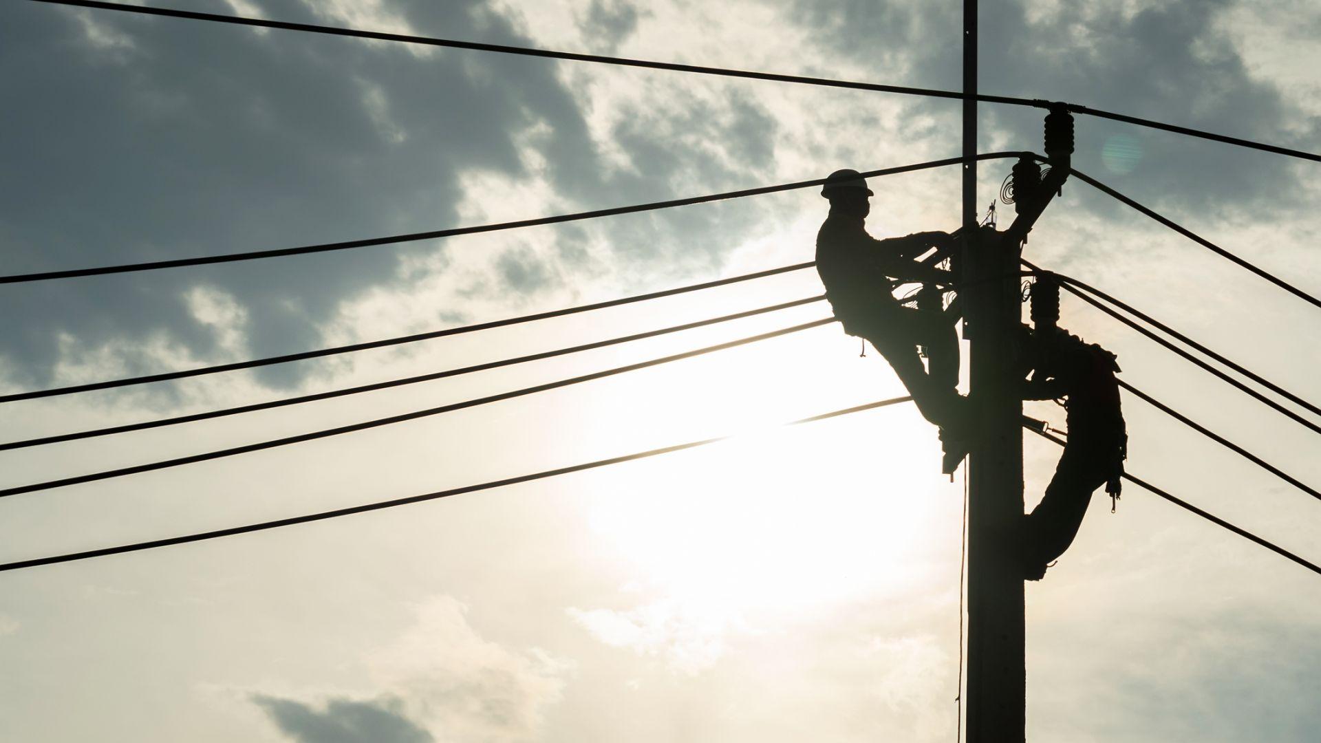 18.9% ръст на цената на електроеенергията през декември