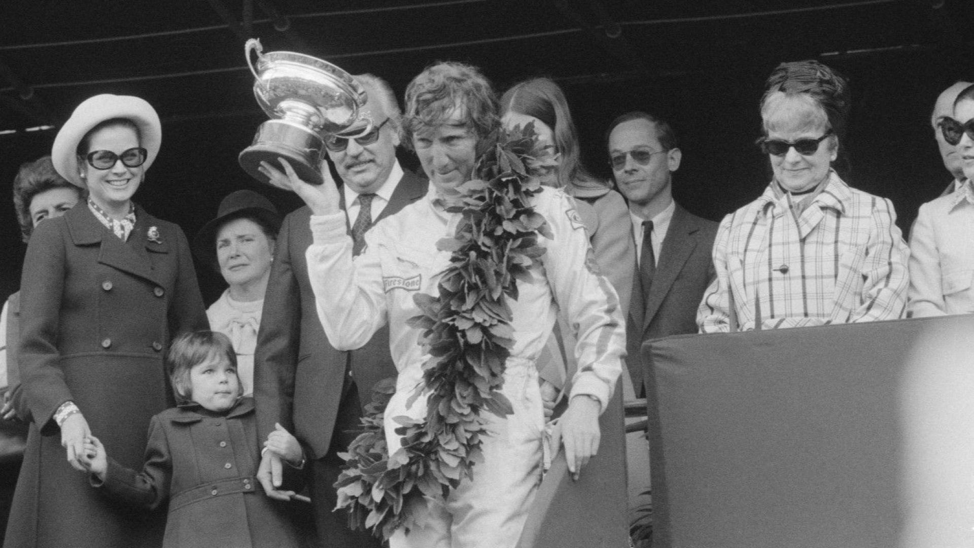 Йохен стана крал на Формула 1, но не доживя да се види с короната